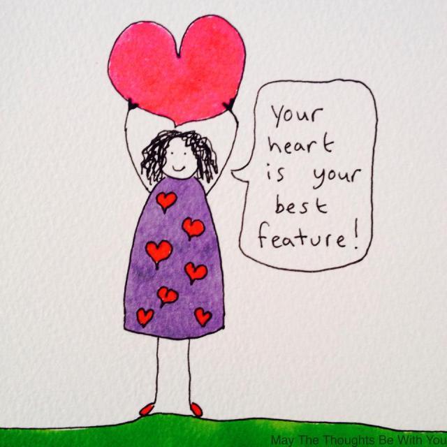 yourheartisyourbestfeature